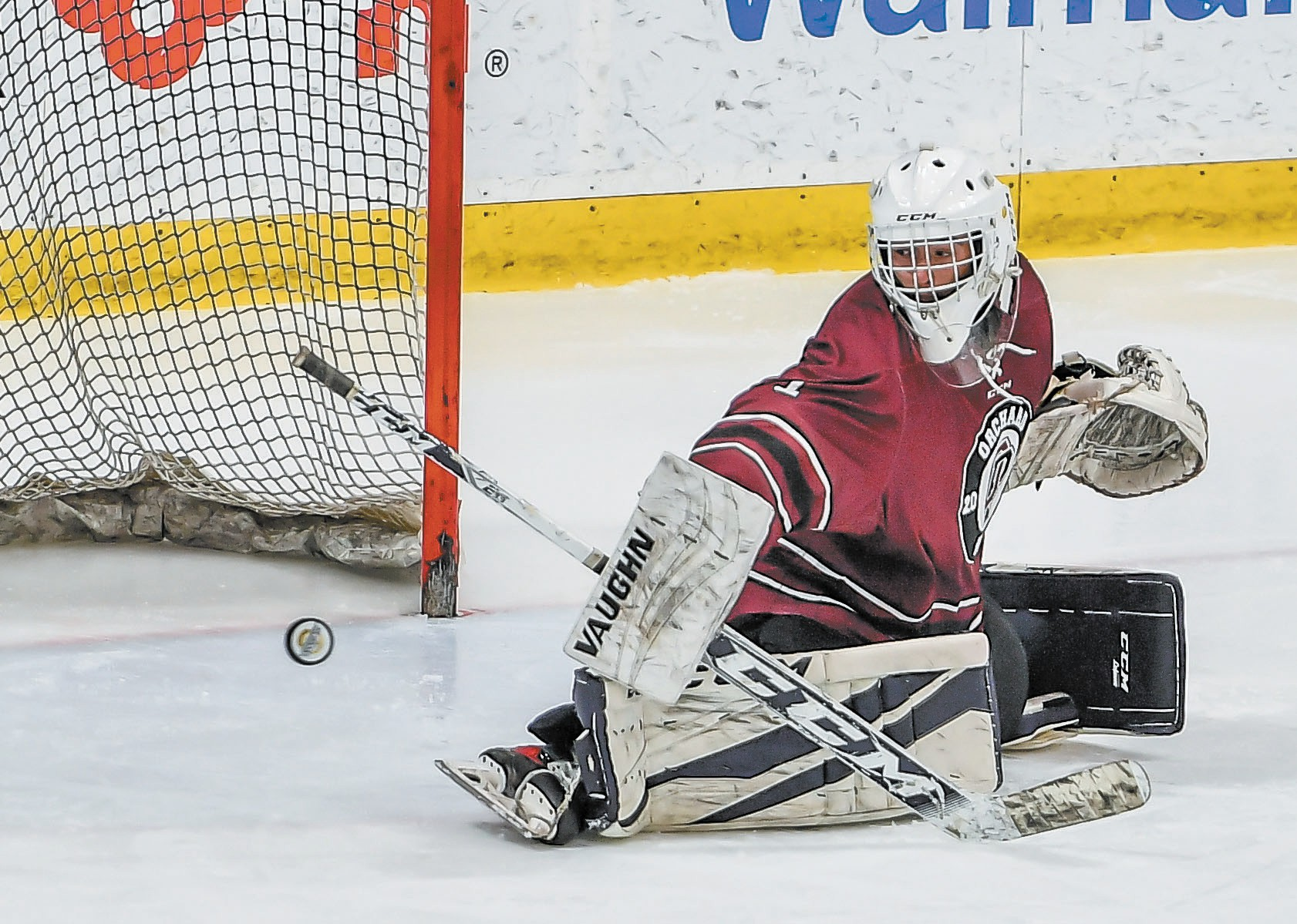 Boys Hockey Team Earns Title Of Team Of The Year Orchard Park Bee